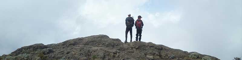 Kilimanjaro altitude