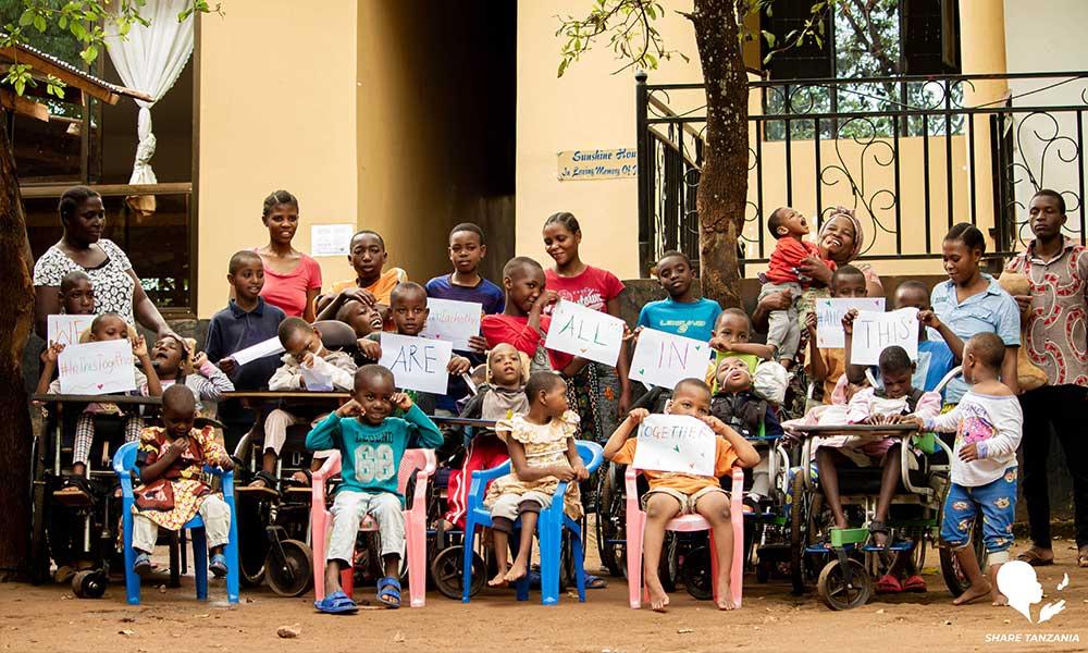 Share Tanzania